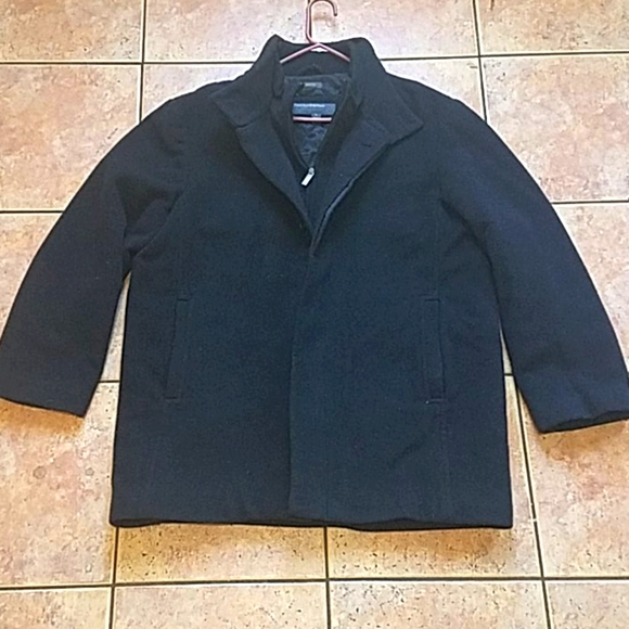 Perry Ellis Wool Coat